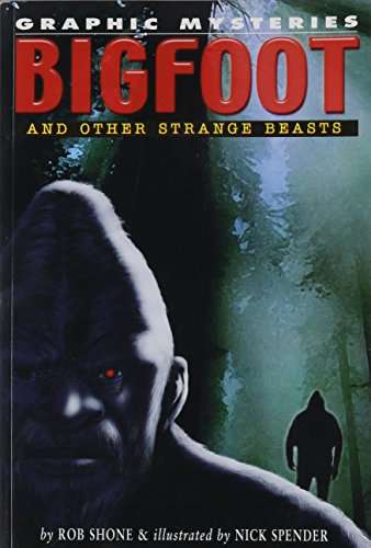 9781404208049: Bigfoot and Other Strange Beasts (Graphic Mysteries)