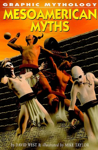 9781404208148: Mesoamerican Myths (Graphic Mythology)