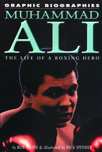 9781404208568: Muhammed Ali: The Life of a Boxing Hero (Graphic Biographies)
