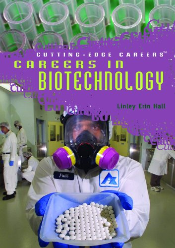 9781404209541: Careers in Biotechnology (Cutting-edge Careers)