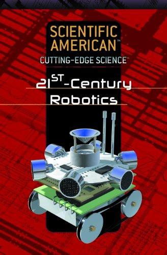 9781404209855: 21st Century Robotics (Scientific American Cutting-edge Science)