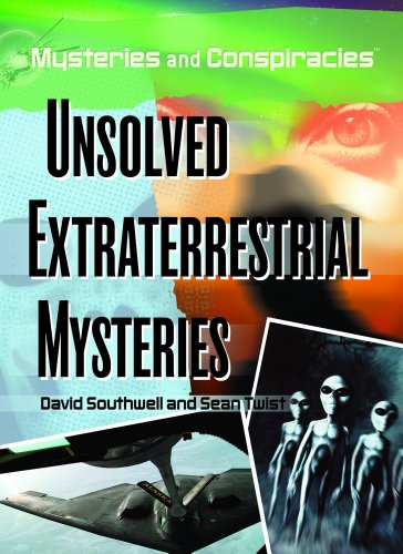 9781404210806: Unsolved Extraterrestrial Mysteries (Mysteries and Conspiracies)