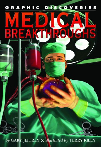 9781404210868: Medical Breakthroughs (Graphic Discoveries)