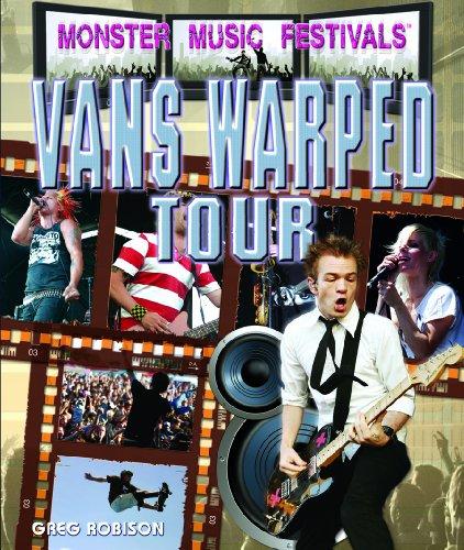 9781404217546: Vans Warped Tour (Monster Music Festivals)