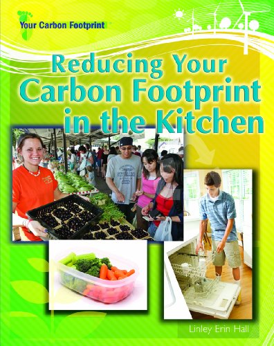 9781404217768: Reducing Your Carbon Footprint In the Kitchen