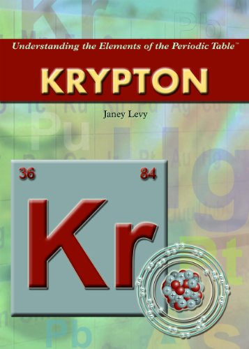 Krypton (Library Binding): Janey Levy