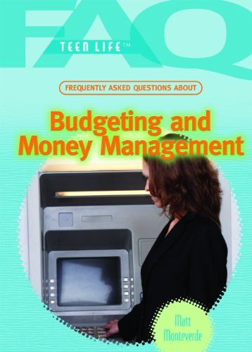 9781404218048: Frequently Asked Questions About Budgeting and Money Management (Faq: Teen Life)
