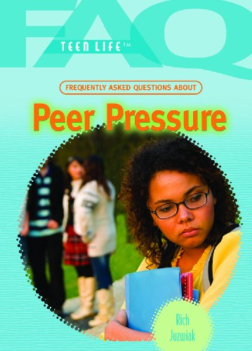 9781404218055: Frequently Asked Questions About Peer Pressure (FAQ: Teen Life)