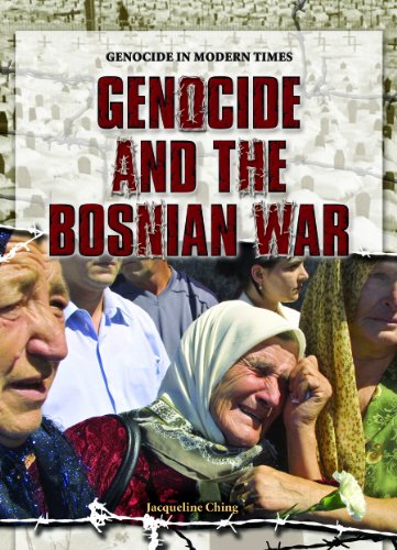9781404218260: Genocide and the Bosnian War (Genocide in Modern Times)