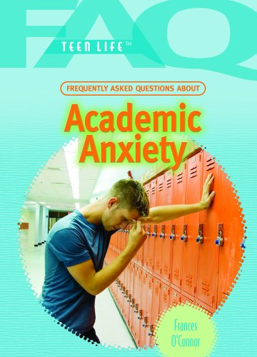 9781404219373: Frequently Asked Questions About Academic Anxiety (FAQ: Teen Life)