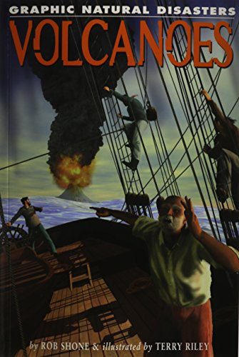 9781404219755: Volcanoes (Graphic Natural Disasters)