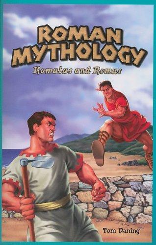 9781404221505: Roman Mythology: Romulus and Remus (Jr. Graphic Mythologies)