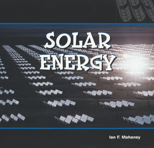9781404221888: Solar Energy (Energy in Action)