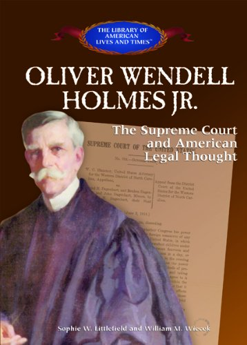 oliver wendell holmes and free speech Oliver wendell holmes's evolution as a first amendment hero converted: oliver wendell holmes credit mansell/time & life pictures — getty images his most famous and influential analogy was central to another free-speech decision: just months before he wrote his great dissent.