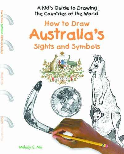 9781404227316: How to Draw Australia's Sights and Symbols (A Kid's Guide to Drawing Countries of the World)