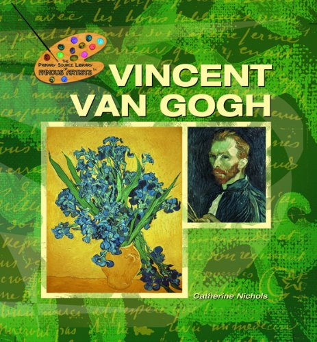 9781404227668: Vincent Van Gogh (The Primary Source Library of Famous Artists)