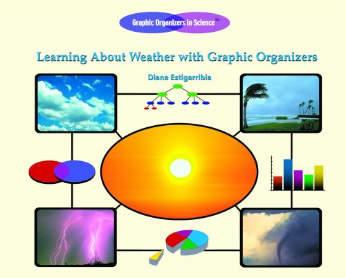 9781404228030: Learning About Weather With Graphic Organizers (Graphic Organizers In Science)