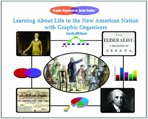 Learning about Life in the New American Nation with Graphic Organizers (Graphic Organizers in ...