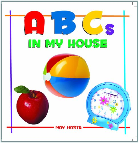 9781404228245: ABCs in My House (Look-And-Learn Books)
