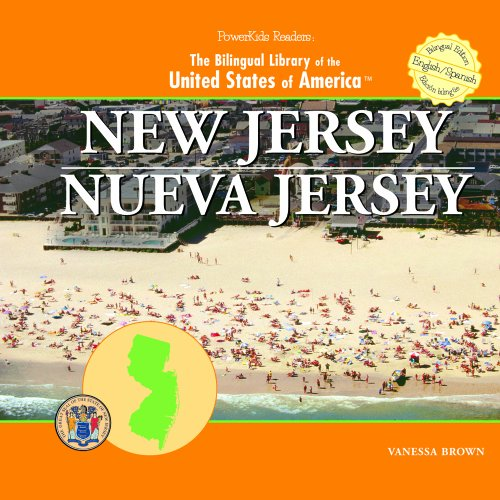 New Jersey/ Nueva Jersey (The Bilingual Library of the United States of America) (English and ...
