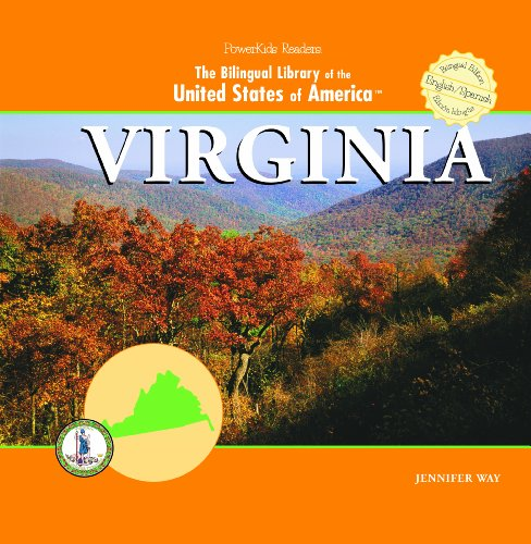 Virginia (The Bilingual Library of the United States of America) (Spanish and English Edition): ...