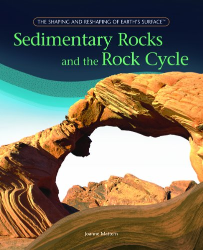 9781404231955: Sedimentary Rocks And The Rock Cycle (THE SHAPING AND RESHAPING OF EARTH'S SURFACE)