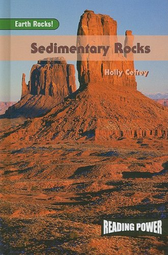 9781404233768: Sedimentary Rocks (Reading Power: Earth Rocks)