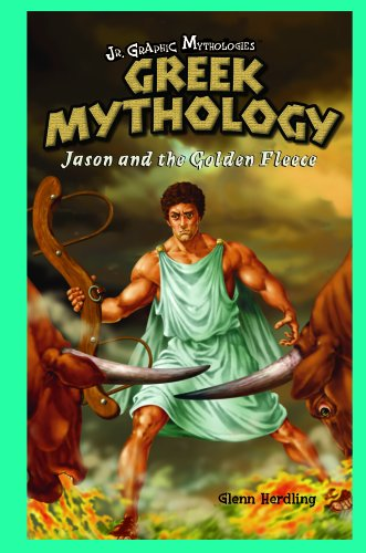 Greek Mythology: Jason and the Golden Fleece (Library Binding): Glenn Herdling