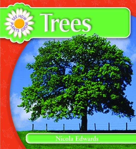 Trees (See How Plants Grow): Nicola Edwards
