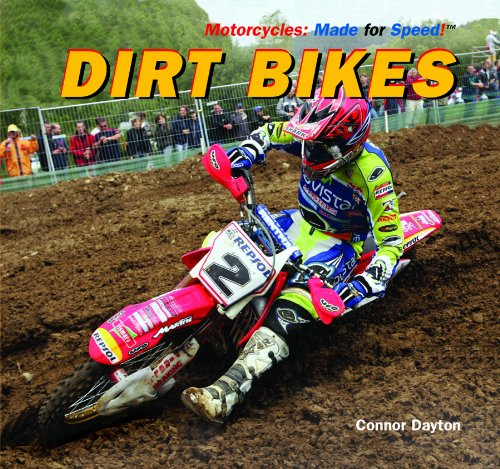 9781404236523: Dirt Bikes (Motorcycles: Made for Speed)