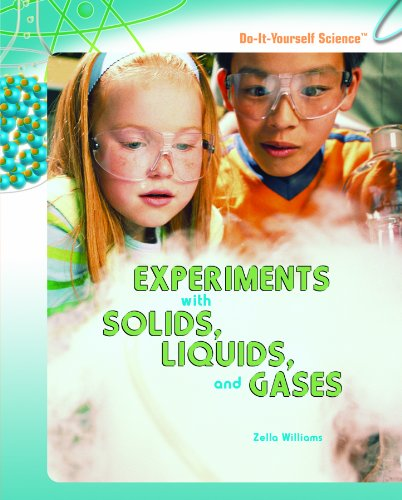 9781404236585: Experiments With Solids, Liquids, and Gases (Do-it-yourself Science)