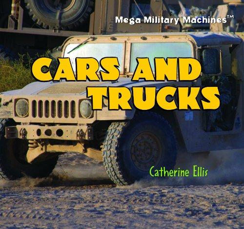 9781404236691: Cars and Trucks (Mega Military Machines)
