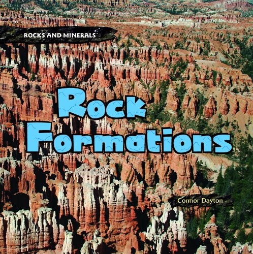 9781404236905: Rock Formations (Rocks and Minerals (Hardcover))