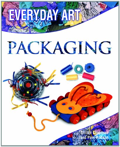 9781404237247: Making Art with Packaging (Everyday Art)