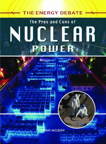 The Pros and Cons of Nuclear Power: Ewan McLeish
