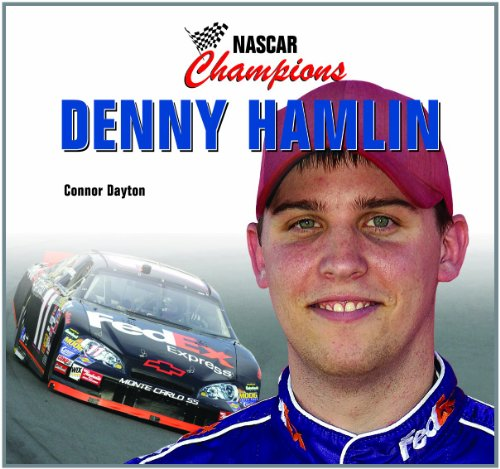 9781404238145: Denny Hamlin (Nascar Champions)