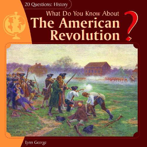 9781404241862: What Do You Know about the American Revolution? (20 Questions: History)