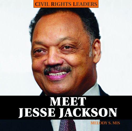 9781404242128: Meet Jesse Jackson (Civil Rights Leaders (Powerkids Press))