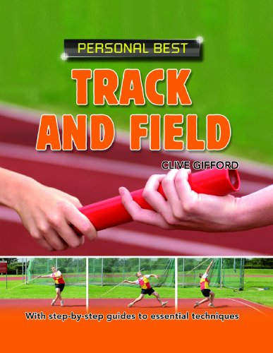 9781404244429: Track and Field (Personal Best)