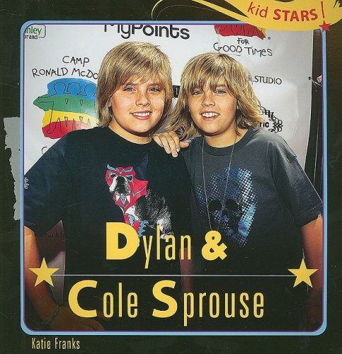 9781404245297: Dylan & Cole Sprouse (Kid Stars! (Paper))