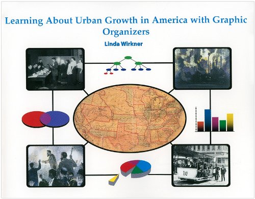 9781404250482: Learning About Urban Growth in America with Graphic Organizers (Graphic Organizers in Social Studies)