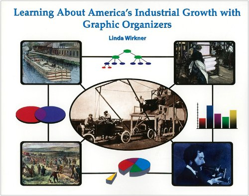 9781404250536: Learning about America's Industrial Growth with Graphic Organizers (Graphic Organizers in Social Studies and Science)