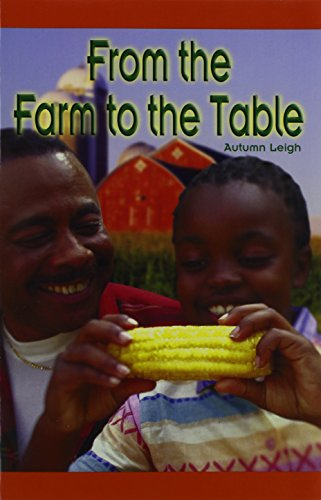 9781404253988: From the Farm to the Table (Journeys)
