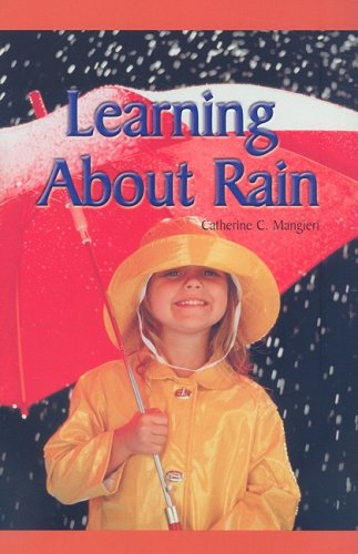9781404254022: Learning About Rain (Journeys)