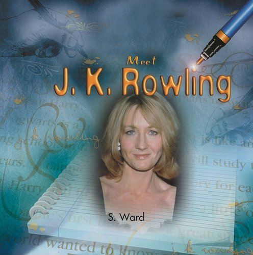 9781404255357: Meet J.K. Rowling (Tony Stead Nonfiction Independent Reading Collections)