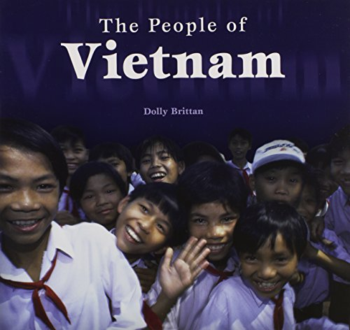 The People of Vietnam (Tony Stead Nonfiction: Brittan, Dolly