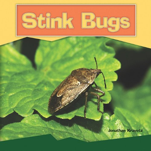 9781404255708: Stink Bugs (Tony Stead Nonfiction Independent Reading Collections)