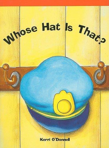 9781404256477: Whose Hat Is That? (Neighborhood Readers)