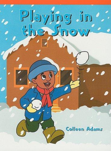 9781404256576: Playing in the Snow (Neighborhood Readers)