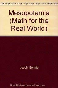 9781404263642: Mesopotamia: Creating and Solving Word Problems (Math for the Real World)